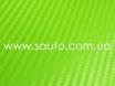 Салатовый карбон 3D TR1 technology racing № 5