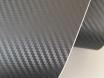 Серый карбон 3D Senof, пленка карбоновая графит  № 2