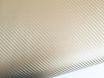 Бежевый карбон 3D купить, пленка для авто бежевая карбоновая, 1.27м. № 1