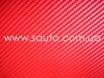Красный карбон 3D TR1 technology racing № 5