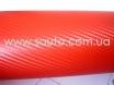 Красный карбон 3D TR1 technology racing № 4