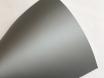 Светло-серая матовая самоклеящаяся пленка для оклейки авто, (виниловая+ПВХ) CarLux+ 1,52м № 2