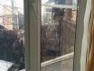 Защитная пленка для окон, прозрачная на стекла безосколочная 1,51м. № 1