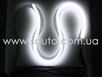 Гибкие дневные ходовые огни Flexible LED 45см.