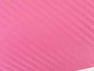 Розовый карбон 3D TR1 technology racing