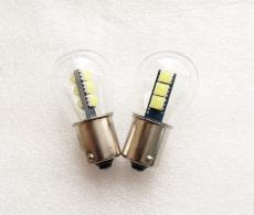 Купить светодиодные лампы в задний ход P21w цоколь, (классического типа, СВЕТ БЕЛЫЙ)