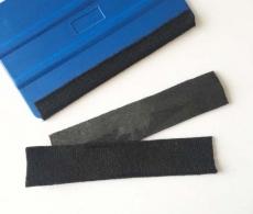 Фетровые наклейки для ракелей, сменная полоса комплект 3шт.