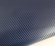 Синий карбон 3D TR1 technology racing