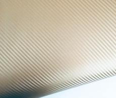 Бежевый карбон 3D купить, пленка для авто бежевая карбоновая, 1.27м.