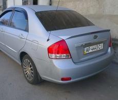 Оклейка автомобилей пленкой Запорожье 2013