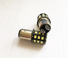 Светодиодные лед лампа bay15d, 1157, P21/5w, двухконтактная 41 SMD